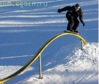 История появления сноубординга