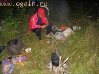 Чёртово городище (10-13 августа 2007) продолжение