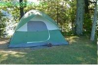 Выбираем палатку
