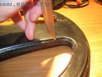 Ремонт катушки металлоискателя Minelab  X-Terra T50