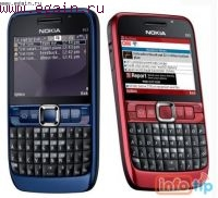 Nokia E63 – киллер для Blackberry?