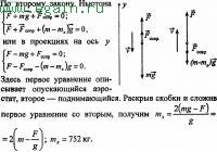Решение задач по физике №14. Физические основы механики. Динамика.