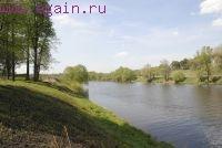 Усадьба Вяземских в Пущино на Наре.